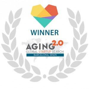 Kwido winner Aging 2.0